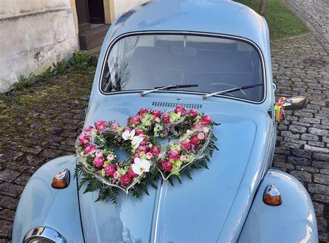 Vintage Hochzeitsschmuck by Autoschmuck Autodeko F 252 R Die Hochzeit Kreative Ideen