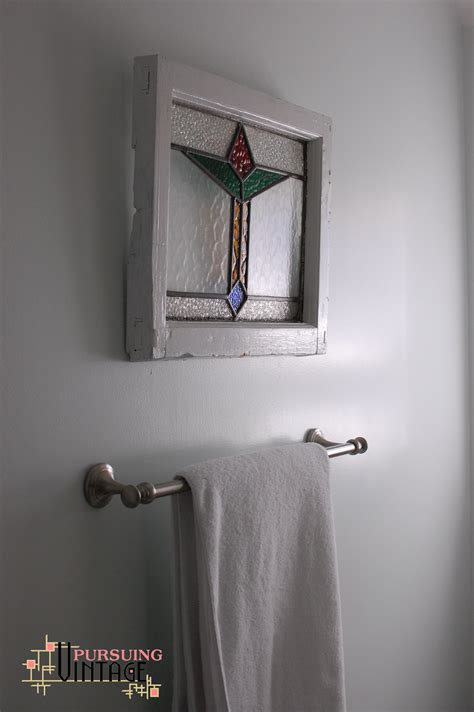 stained glass bathroom window designs stained glass small scale