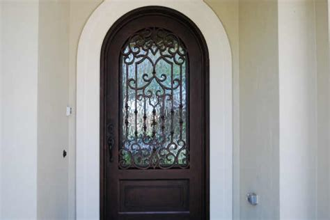 Custom Glass Door Installation Door Glass Repair Door Arched Front Doors