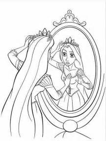 rapunzel tangled coloring pages free printable pictures coloring pages kids