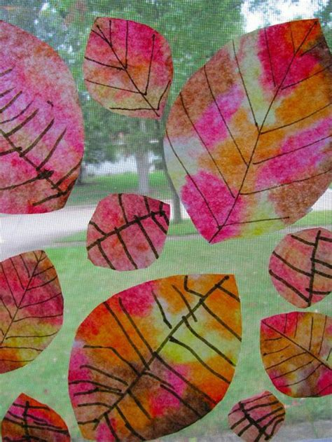 Fensterdeko Herbst by Fensterdeko Zum Herbst Kreative Vorschl 228 Ge Archzine Net