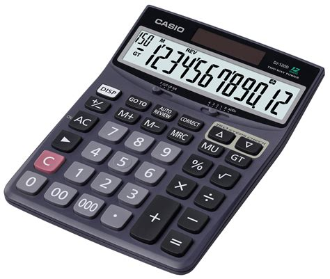 casio dj 120d business calculator in office products