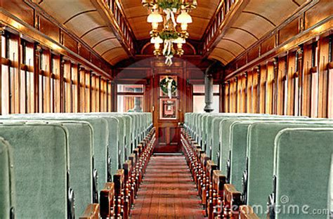 passenger rail car royalty  stock photo