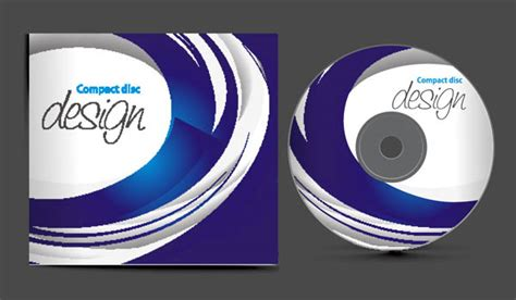 cd cover design vector dynamic cd covers vector free vector 4vector