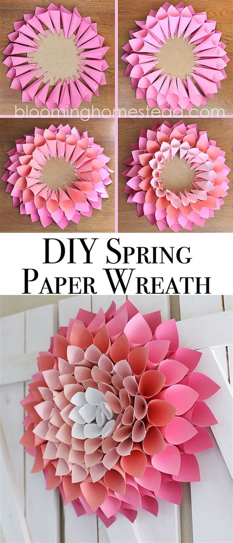 Paper Craft Work Tutorial - 25 best ideas about paper dahlia on paper