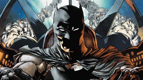 komik anime fight batman and joker fighting wallpaper