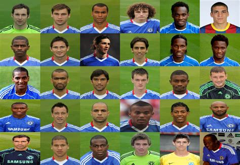 chelsea fc squad black chelsea first team squad wallpaper for 2011 2012