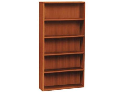 hon 4 shelf bookcase 36 quot wx71 quot h library shelving bookcases