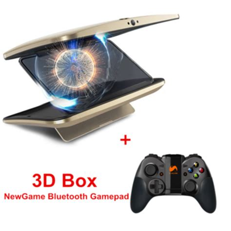New Arrival Vr Box 2 Free T3 Gamepad Reality Kacamata Cardbo vr box eye tablet pc suspended 3d display