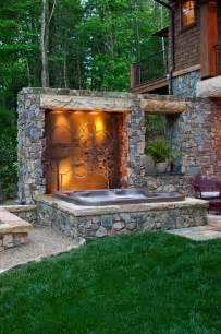 Portable Bathtub Spas Fire Pit Tub Or Both Abode