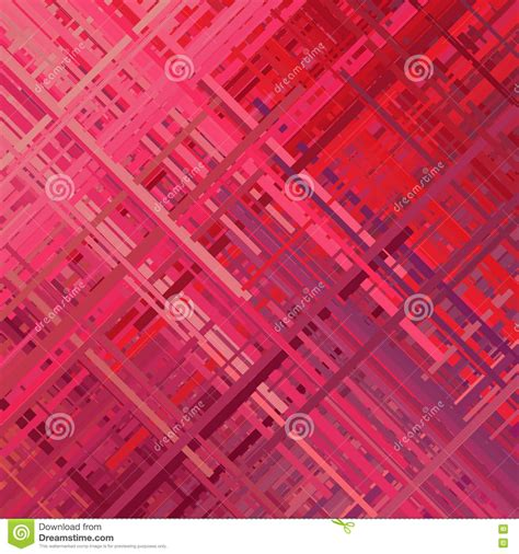 design effect for random sling red glitch background stock vector illustration of noise