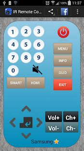 ir remote apk app ir remote apk for windows phone android and apps
