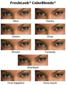 color contacts lenses colored contact lenses eye doctor tells all about