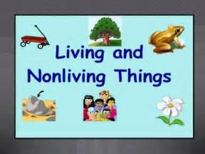 All Living Things Small Animal Home Bar Spacing Living And Nonliving Things Powerpoint