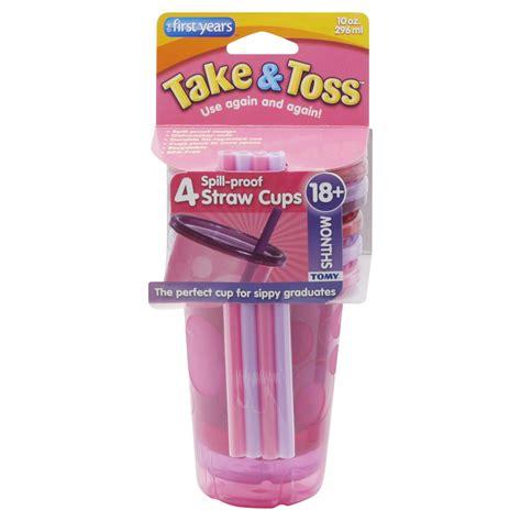 Tomy The Years Take Toss Snack Cups 133ml 6pcs the years utensils upc barcode upcitemdb