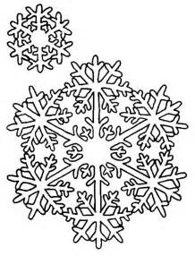snowflakes coloring pages free printable snowflake coloring pages for