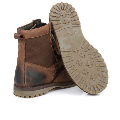 barbour corin brown mens boots shoes size 7 12 ebay