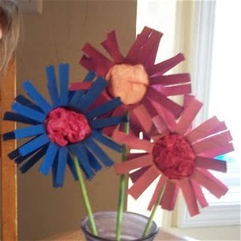 8 Delightful Crafts by Delightful Recycled Daisies Allfreekidscrafts