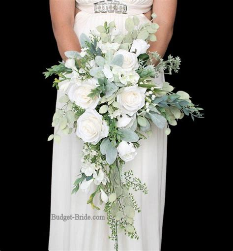 Wedding Bouquet Eucalyptus by Top 10 White And Green Wedding Bouquet Ideas You Ll