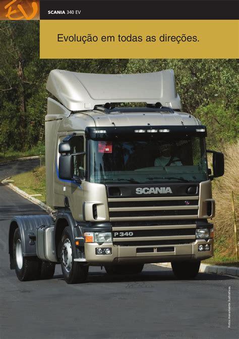 scania p340 evolu 231 227 o dourada by midia truck brasil pdf