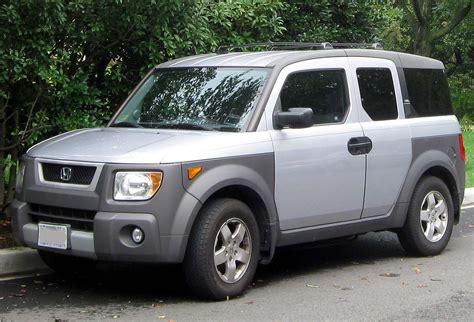 cube cars honda honda element