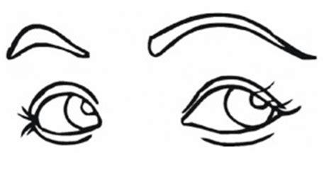 color de los ojos dibujos para colorear imagixs ojos para colorear