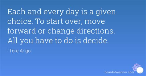 does my vivofit reset every day each and every day is a given choice to start over move