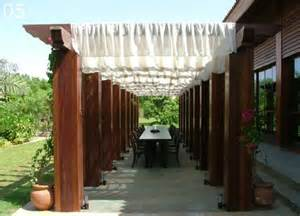Pergola Canopy Fabric by Shaded To Perfection Elegant Pergola Designs For The