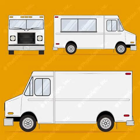 Food Truck Layout Template by Image By Geoff Leighly Image 771 3775973 Photospin