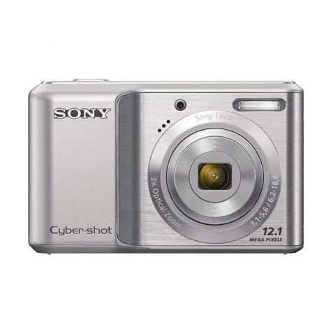 Kamera Digital Sony Cybershot 12 1 Mp sony dsc s2100 s cyber 174 12 1 megapixel 3x optical zoom digital silver