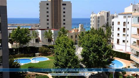 alquiler de apartamentos en calpe penon beach youtube