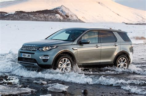 road land rover discovery land rover discovery sport road review