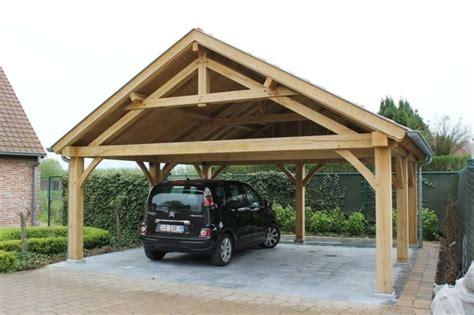 carport zum selberbauen carport selber bauen mehr als 70 ideen und