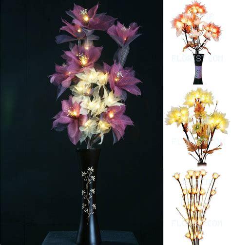 Led Lights For Vases Of Flowers by Flower Bouquet Led Lights Tree Branch Vase Aus Skeleton Leaf Ebay