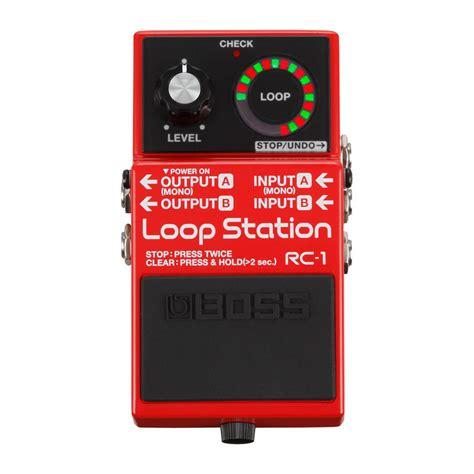 Harga Loop Station Rc 1 loop station rc 1 pedal guitarra looper