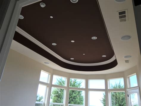 Painting A Tray Ceiling Exles Interior Painting In Nipomo Creating A Custom Color