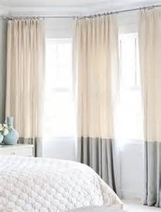 two tone curtains two tone curtains master bedroom colors