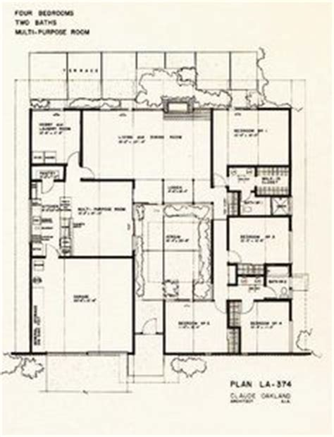 joseph eichler house plans 1000 images about eichler homes on pinterest joseph eichler eichler house and