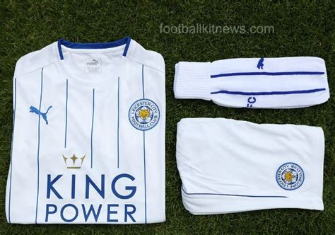 Leicester City 3rd 1 new leicester city third kit 2016 17 lcfc third shirt 16