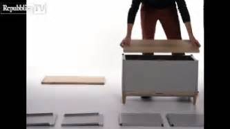 magnetic flat pack furniture easier to assemble than ikea designer invents flat pack furniture assembled via magnets
