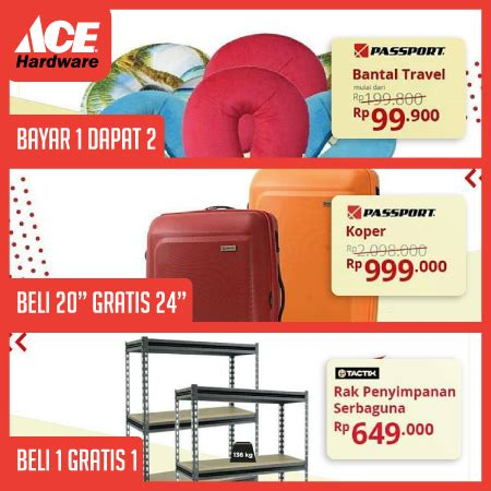 ace hardware promo koper promo ace hardware periode april 2017 hartono mall
