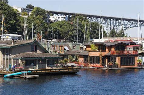cool houseboats lake union houseboats houseboats - Lake Union Houseboat