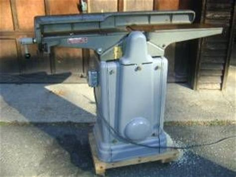 craigslist vintage delta jointer by dusty56