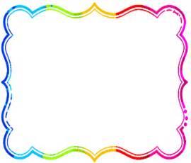 rainbow border clipart free download clip art free