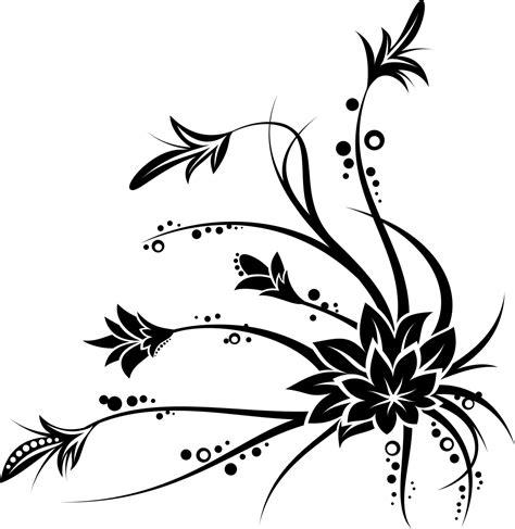 doodle el patr 243 n en blanco y negro patr 243 n de flores para flores para colorear imgenes de archivo vectores flores