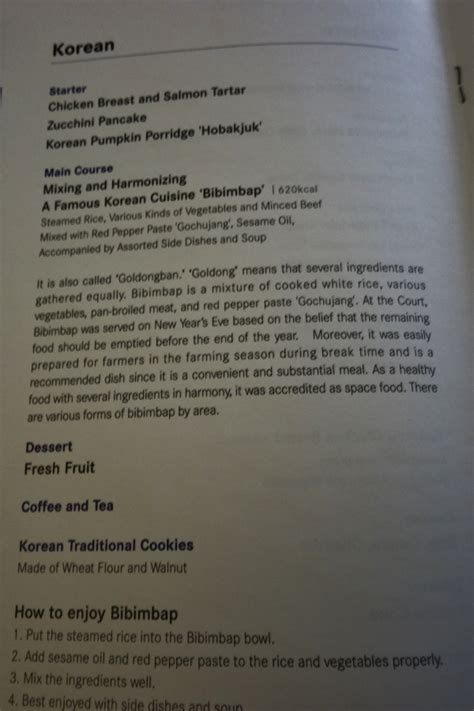 sea to table meal kit review of asiana airlines flight from seattle to seoul in