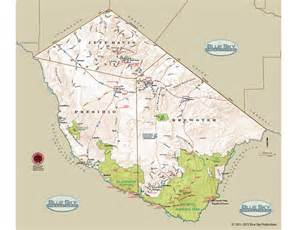 davis mountains map regional map of the big bend davis mountains