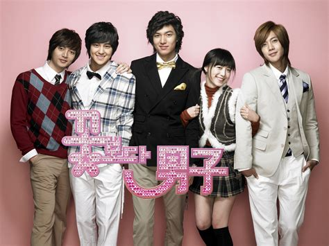 film korea bbf boys before flowers sleepy panda dreams