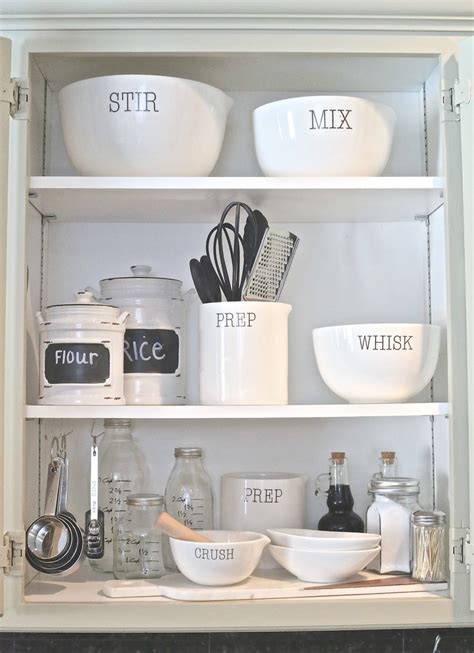 kitchen cabinet organizing creative kitchen organizing