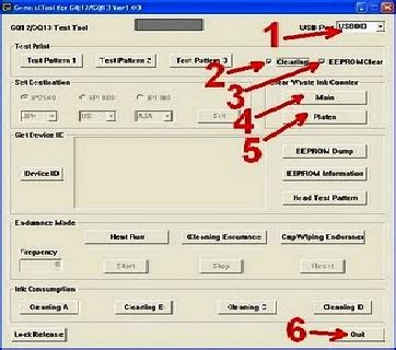 tutorial reset printer canon ip 1980 cara reset printer canon ip 1980 tips ngeblog dan